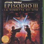 Xbox STAR WARS   EPISODIO III LA VENDETTA - Bonne affaire StarWars