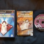 STAR WARS JEDI STARFIGHTER Sony Playstation 2 - Avis StarWars