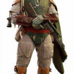 StarWars collection : Film Masterpiece Star Wars Épisode 6 Boba Fett 1/6 Figurine Articulée Hot Toys