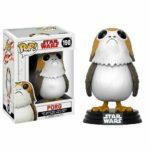 StarWars collection : Funko Pop! Vinyle Star Wars: The Last Jedi - Porg Figurine No 198