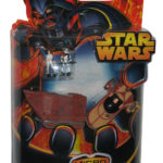 Figurine StarWars : Star Wars Micro Véhicules un Nouvel Espoir Tatooine Désert Jouet Figurine Set