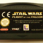 Star Wars - Flight of the Falcon - Nintendo - jeu StarWars