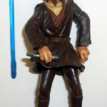 StarWars collection : Star Wars Plo Koon Saga Collection Figurine Tru Exclusif Presque Complet 2004