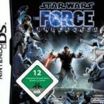 NINTENDO DS Star Wars THE FORCE UNLEASHED - pas cher StarWars