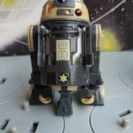 StarWars collection : Star Wars R3-S6 Goldie Astromech Droid The Clone Wars Collection loose MINT 2008