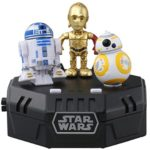 StarWars collection : Takara Tomy Star Wars Space Opera 3 Droides Bb-8 C-3po R2-d2 F/S W / Track #