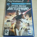 STAR WARS BATTLEFRONT SONY PS2 PLAYSTATION 2 - jeu StarWars