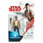 Figurine StarWars : Hasbro Star Wars The Last Jedi Finn Résistance de Combat Force Lien Figurine