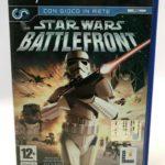 STAR WARS BATTLEFRONT - SONY PS2 - GIOCO - Bonne affaire StarWars