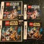 2 NINTENDO DS DSL DSi LEGO STAR WARS II THE - Bonne affaire StarWars