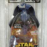Figurine StarWars : 2005 Star Wars Rots Tru Exclusif Jedi Master Holographique Yoda Figurine ! Afa