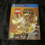 PS4 : LEGO STAR WARS : IL RISVEGLIO DELLA - pas cher StarWars