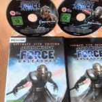 STAR WARS FORCE UNLEASHED ULTIMATE SITH - Occasion StarWars