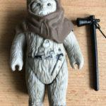 StarWars collection : Figurine  Ewok Star Wars Vintage 1983