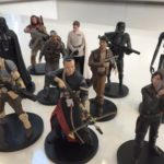 Figurine StarWars : STAR WARS ROGUE ONE Disney Store Deluxe 10x figurine set.