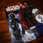 StarWars figurine : Figurine TIE FIGHTERPILOT // Star wars // The force awakens B3450