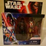 Figurine StarWars : Star Wars: Rebels - Darth Vader And Ahsoka Tano Action Figure 2-pack