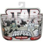 Figurine StarWars : Star Wars Galactic Heroes At-At Commandant