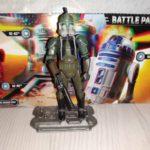 Figurine StarWars : Figurine Star Wars Clone Trooper Kashyyyk Commandent