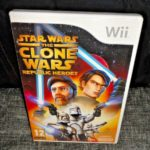 Star Wars The Clone Wars Republic Heroes - jeu StarWars