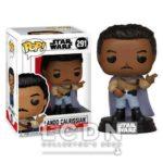 StarWars collection : Star Wars POP! Movies General Lando Calrissian Vinyl Figure 10cm n°291 FUNKO