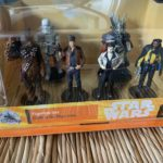 StarWars collection : Disney Store Star Wars SOLO Figurine Set New In Box