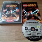 LEGO STAR WARS THE VIDEO GAME PS2 Complete - pas cher StarWars