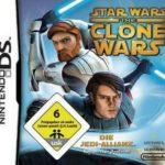 NINTENDO DS STAR WARS Clone Wars Jedi - pas cher StarWars