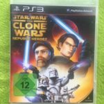 PS3 - Star Wars The Clone Wars : Republic - jeu StarWars