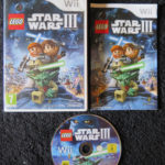 WII : LEGO STAR WARS III 3 : THE CLONE WARS - - jeu StarWars