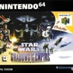 N64 Star Wars: Shadows of the Empire  / - pas cher StarWars