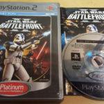 STAR WARS BATTLEFRONT II 2 for PS2 SONY - Bonne affaire StarWars