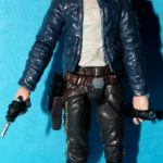 Figurine StarWars : Star Wars Vintage Collection Han Solo Bespin VC50 Desseré Complet
