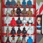 StarWars figurine : STAR WARS:Prime Mag Leclerc Diorama Faucon Millenium complet de 25 figurines
