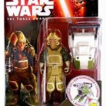 StarWars collection : Nouveau Star Wars le Réveil de la Force Basique Figurine Goss Toowers Takara