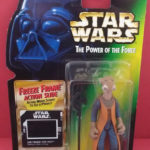 StarWars collection : STAR WARS SAELT MARAE YAK FACE - THE POWER OF THE FORCE - ANNEE 1997 - REF 4113