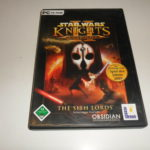 PC  Star Wars - Knights of the Old Republic - Occasion StarWars