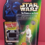 StarWars collection : STAR WARS LUKE HELMET - FREEZE - THE POWER OF THE FORCE - ANNEE 1997 - REF 4098
