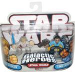 Figurine StarWars : Star Wars Galactic Heroes Héro Luke &