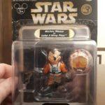StarWars collection : STAR WARS MICKEY MOUSE AS LUKE THE PILOT *RARE DISNEY STAR TOURS FIGURINE NIB