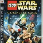 PS3 LEGO STAR WARS THE COMPLETE SAGA KIDS - pas cher StarWars