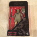 """StarWars figurine : Star Wars The Black Series  6"""" Action Figure, Constable Zuvio #09 NEW"""