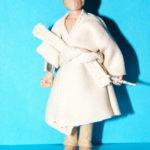 StarWars collection : Star Wars Legacy Luke Skywalker Médical Frigate Desseré Complet