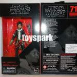 "StarWars figurine : hasbro STAR WARS Solo Black Series 6"" inch #71 VAL Vandor-1 action figure"