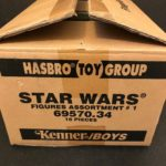StarWars figurine : Kenner STAR WARS The Power of the Force POTF Case 69570.34 **FREE SHIPPING**