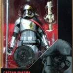 "StarWars collection : Star Wars The Black Series Captain Phasma 6"" inch Toys R Us Exclusive Figure"