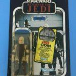 Figurine StarWars : Star Wars Kenner 1983 Rotj Dengar 77-BACK