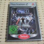 Star Wars The Force Unleashed für Playstation - Occasion StarWars