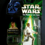 StarWars collection : STAR WARS - LUKE WITH T 16 - THE POWER OF THE FORCE - ANNEE 1999 - REF 5174