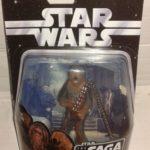 StarWars collection : figurine star wars chewbacca saga collection N°005 Bd film movie jeux video game